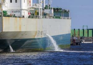 Ballast Water Release